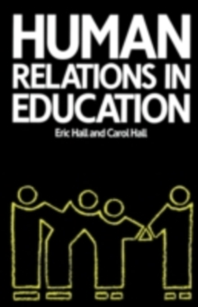 Human Relations in Education, PDF eBook