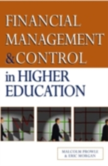 Financial Management and Control in Higher Education, PDF eBook