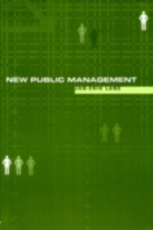 New Public Management : An Introduction, PDF eBook