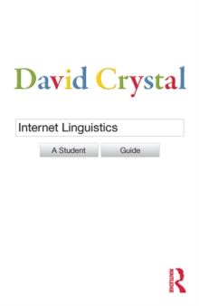 Internet Linguistics : A Student Guide, EPUB eBook