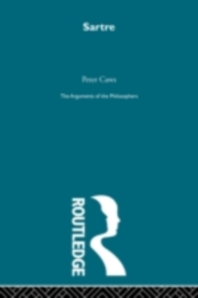Sartre (Arguments of the Philosophers), EPUB eBook