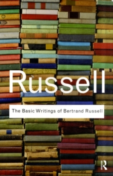 The Basic Writings of Bertrand Russell, PDF eBook