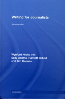 Writing for Journalists, PDF eBook