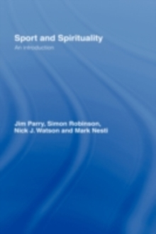 Sport and Spirituality : An Introduction, PDF eBook