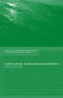 Ecotourism, NGOs and Development : A Critical Analysis, PDF eBook
