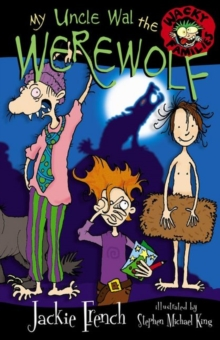 My Uncle Wal the Werewolf, Paperback Book