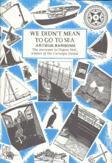 We Didn't Mean to Go to Sea, Hardback Book