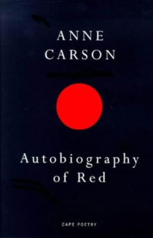 Autobiography of Red, Paperback Book