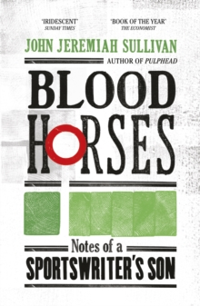 Blood Horses, Paperback Book