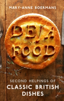 Deja Food, Hardback Book