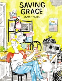Saving Grace, Hardback Book