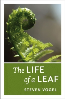 The Life of a Leaf, Paperback Book