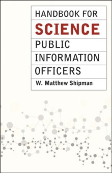 Handbook for Science Public Information Officers, Paperback / softback Book