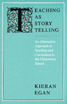 Teaching as Storytelling, Paperback / softback Book
