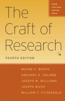 The Craft of Research, Paperback / softback Book