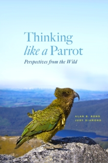 Thinking Like a Parrot : Perspectives from the Wild, Hardback Book