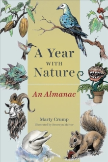 A Year with Nature : An Almanac, Hardback Book