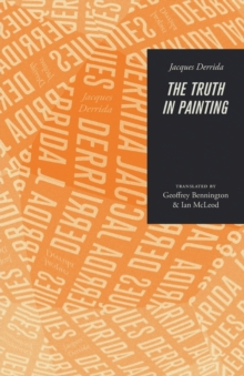 The Truth in Painting, Paperback / softback Book