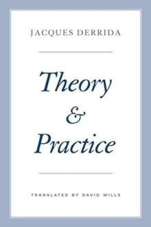 Theory and Practice, Hardback Book