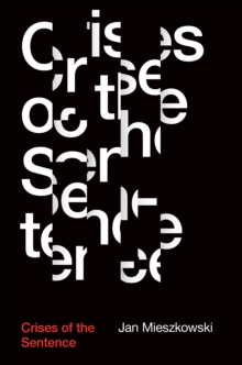 Crises of the Sentence, EPUB eBook