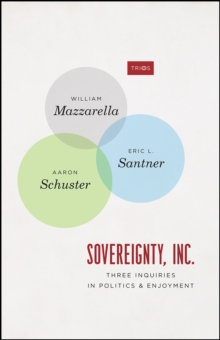 Sovereignty, Inc. : Three Inquiries in Politics and Enjoyment, Hardback Book