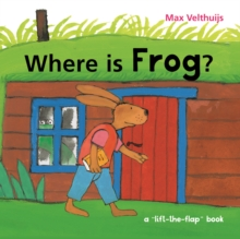 Where is Frog?, Board book Book