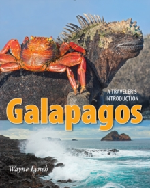 Galapagos: A Traveler's Introduction, Paperback Book