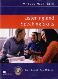 Improve Your IELTS Listening and Speaking Skills Student's Book & CD Pack, Mixed media product Book