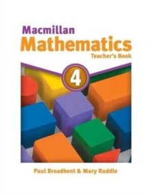 Macmillan Mathematics 4 : Teacher's Book, Paperback Book