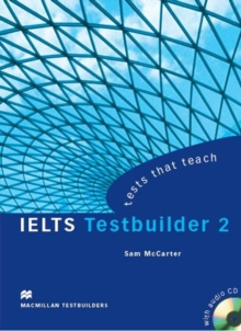 IELTS Testbuilder 2, Mixed media product Book