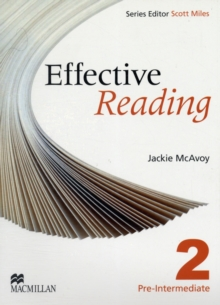 Effective Reading Pre Intermediate Student's Book, Paperback / softback Book