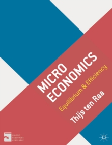 Microeconomics : Equilibrium and Efficiency, Paperback Book
