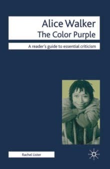 Alice Walker - The Color Purple, Paperback Book