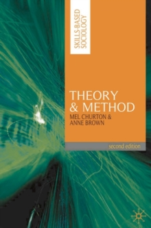 Theory and Method, Paperback / softback Book