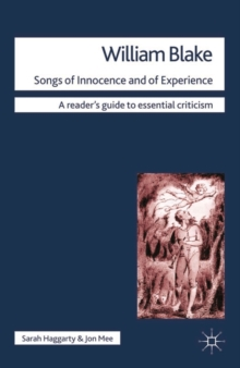 William Blake - Songs of Innocence and of Experience, Paperback Book