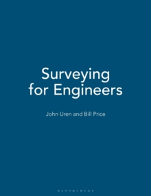 Surveying for Engineers, Paperback / softback Book
