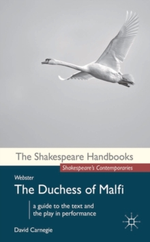 Webster: The Duchess of Malfi, Paperback Book