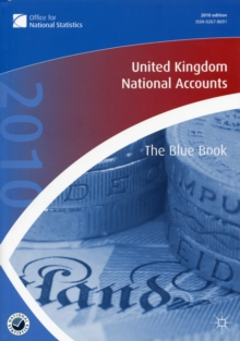 UK National Accounts, The Blue Book: 2017