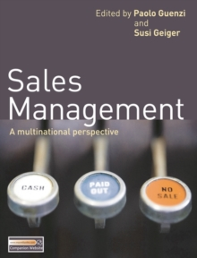 Sales Management : A Multinational Perspective, Paperback Book