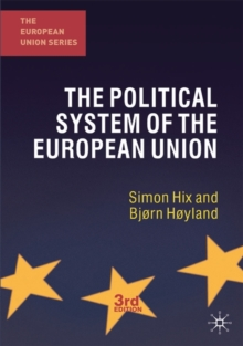 The Political System of the European Union, Paperback / softback Book
