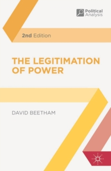 The Legitimation of Power, Paperback Book
