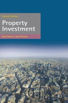 Property Investment, Paperback / softback Book