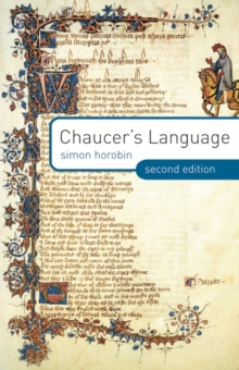 Chaucer's Language, Paperback Book