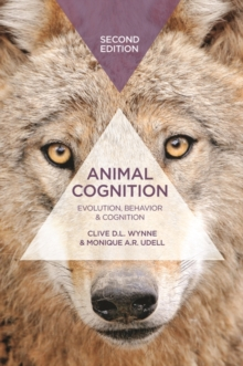 Animal Cognition : Evolution, Behavior and Cognition, Paperback / softback Book