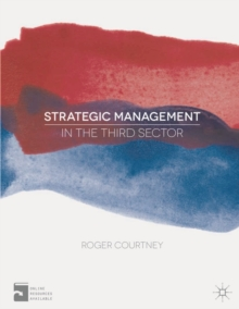 Strategic Management in the Third Sector, Paperback Book