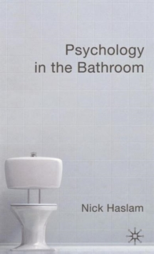 Psychology in the Bathroom, Hardback Book
