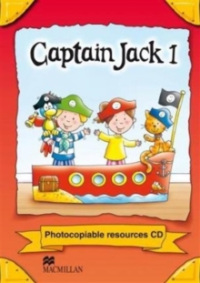 Captain Jack Level 1 Photocopiables CD Rom, CD-ROM Book