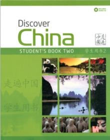 Discover China Level 2 Student's Book & CD Pack, Mixed media product Book