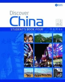 Discover China Level 4 Student's Book and CD Pack, Mixed media product Book