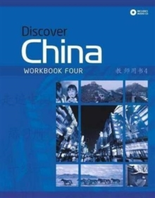 Discover China Level 4 Workbook & CD Pack, Mixed media product Book